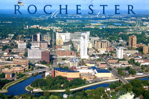 minneapolis to rochester car service